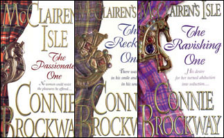 The McClairens Isle Trilogy